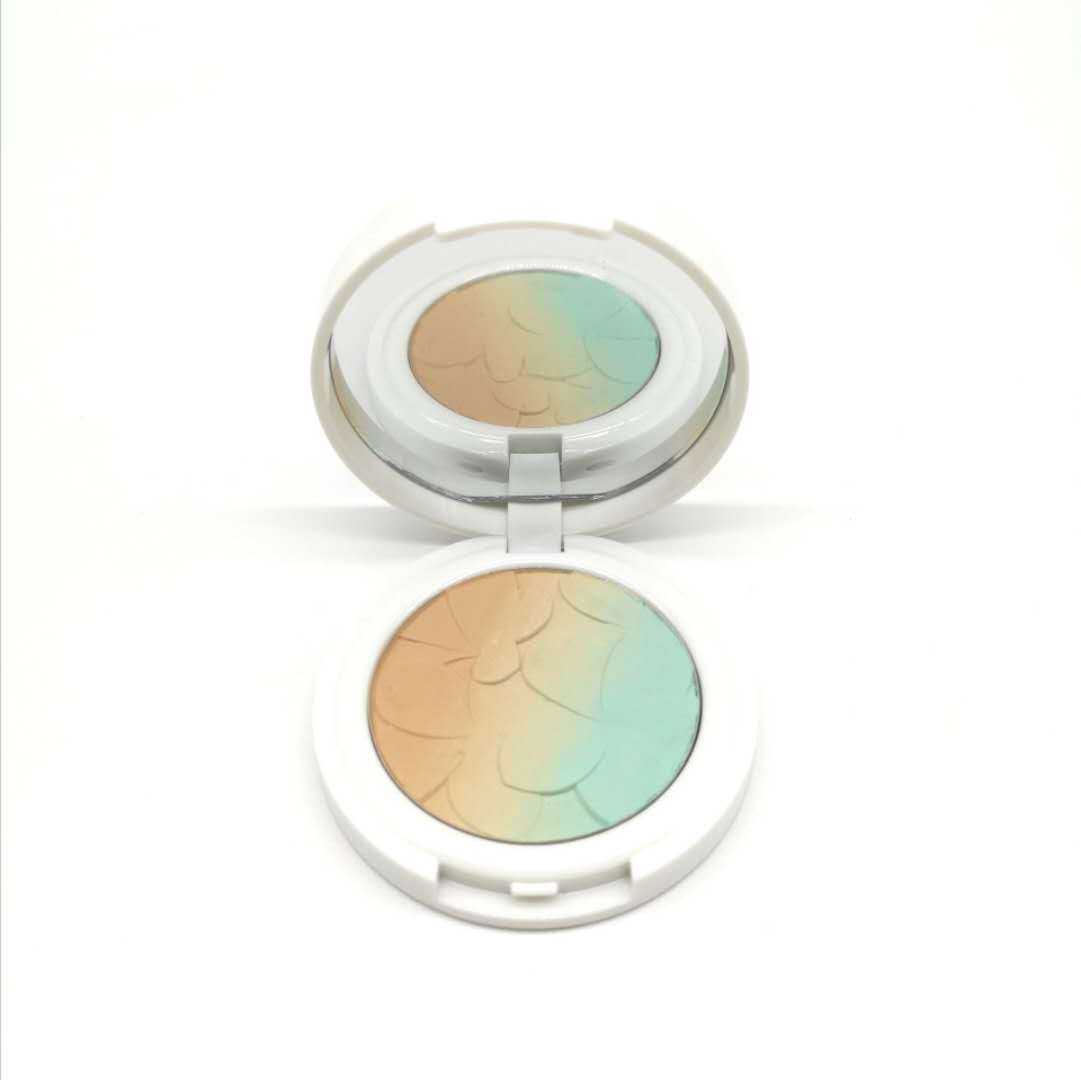 Gradation Style Gradient Color Cosmetic Make Up Waterproof Private Label Face Blush Palette