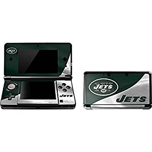 NFL New York Jets 3DS Skin - New York Jets Vinyl Decal Skin For Your 3DS