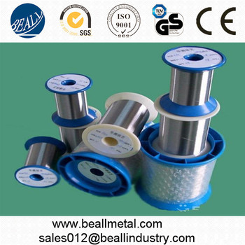 Tp304 316 321 347 308 309l Inox Welding Wire With Exw Price