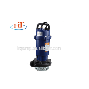 cast iron clean water submersible pump single phase 220v 50hz