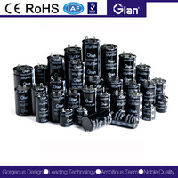 Glan various types of capacitors 16v~100v used for audio equipment 680uf