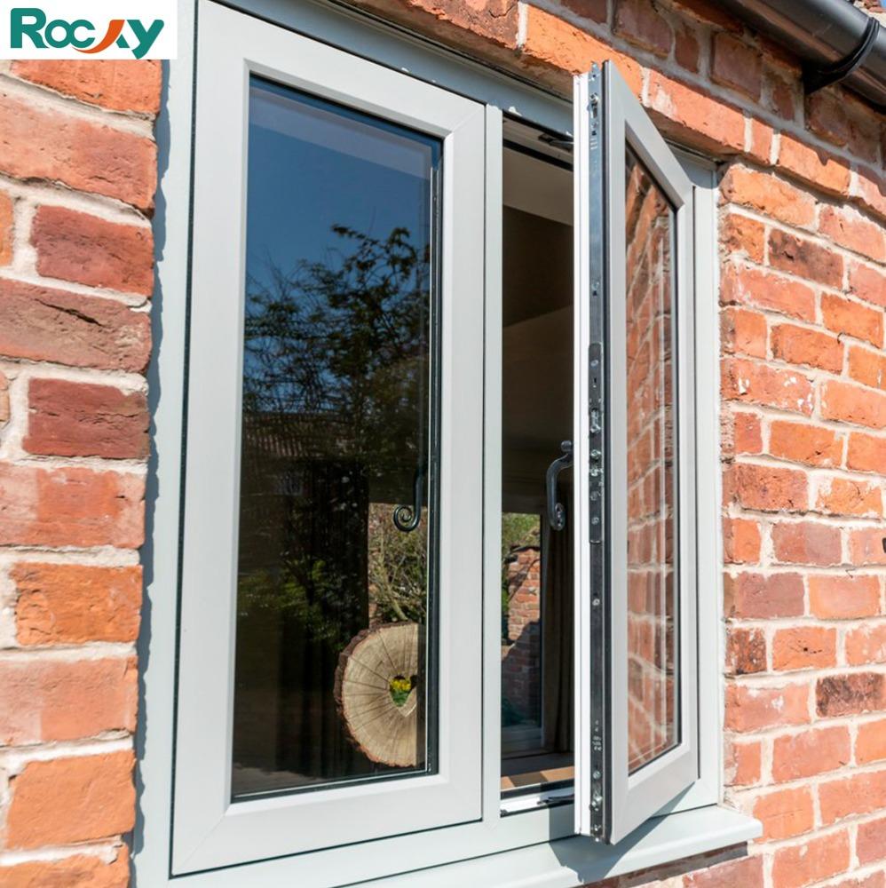 Portes Battantes Rocky Aluminium Cadre Verre Battantes Fenêtre Pour