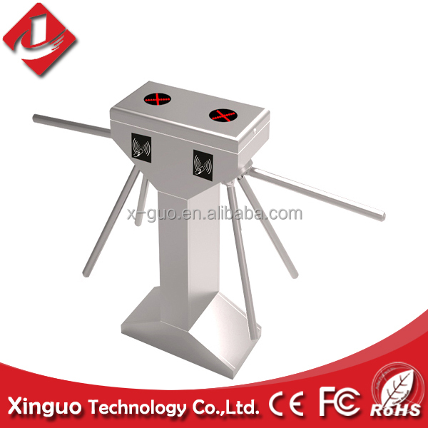 Automatic rfid building management system with 304 stainless steel material