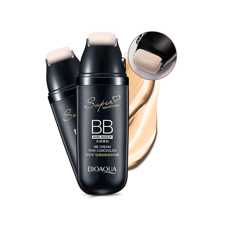 BIOAQUA organic waterproof foundation skin care whitening makeup bb cream