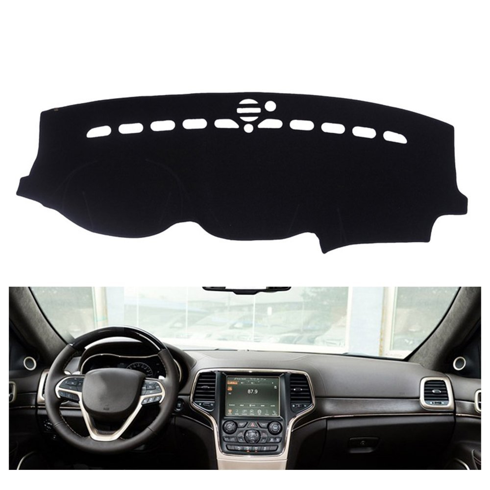 Cheap Cherokee Dash Find Deals On Line At Alibabacom 1998 Jeep Wrangler Pad Get Quotations Fly5d Dashboard Cover Mat For Grand 2011 2017