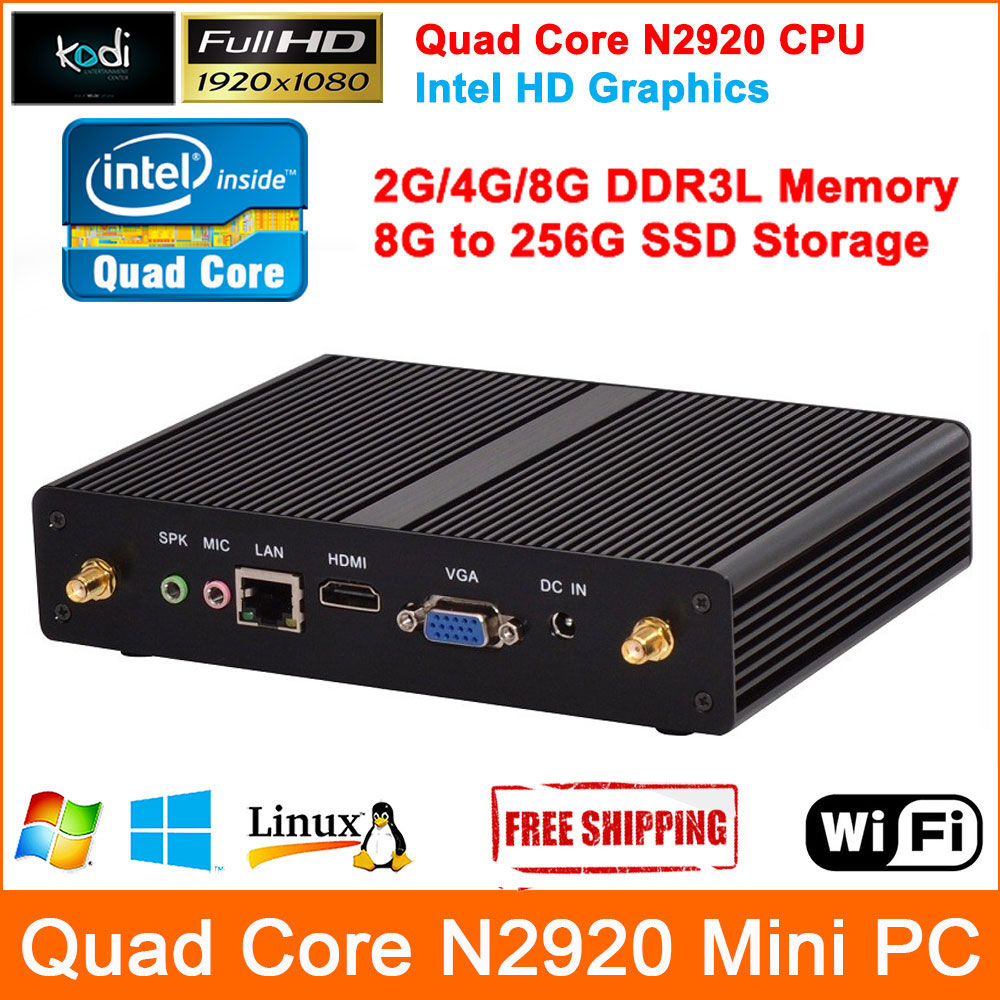 high grade mini computers intel celeron n2920 quad core. Black Bedroom Furniture Sets. Home Design Ideas