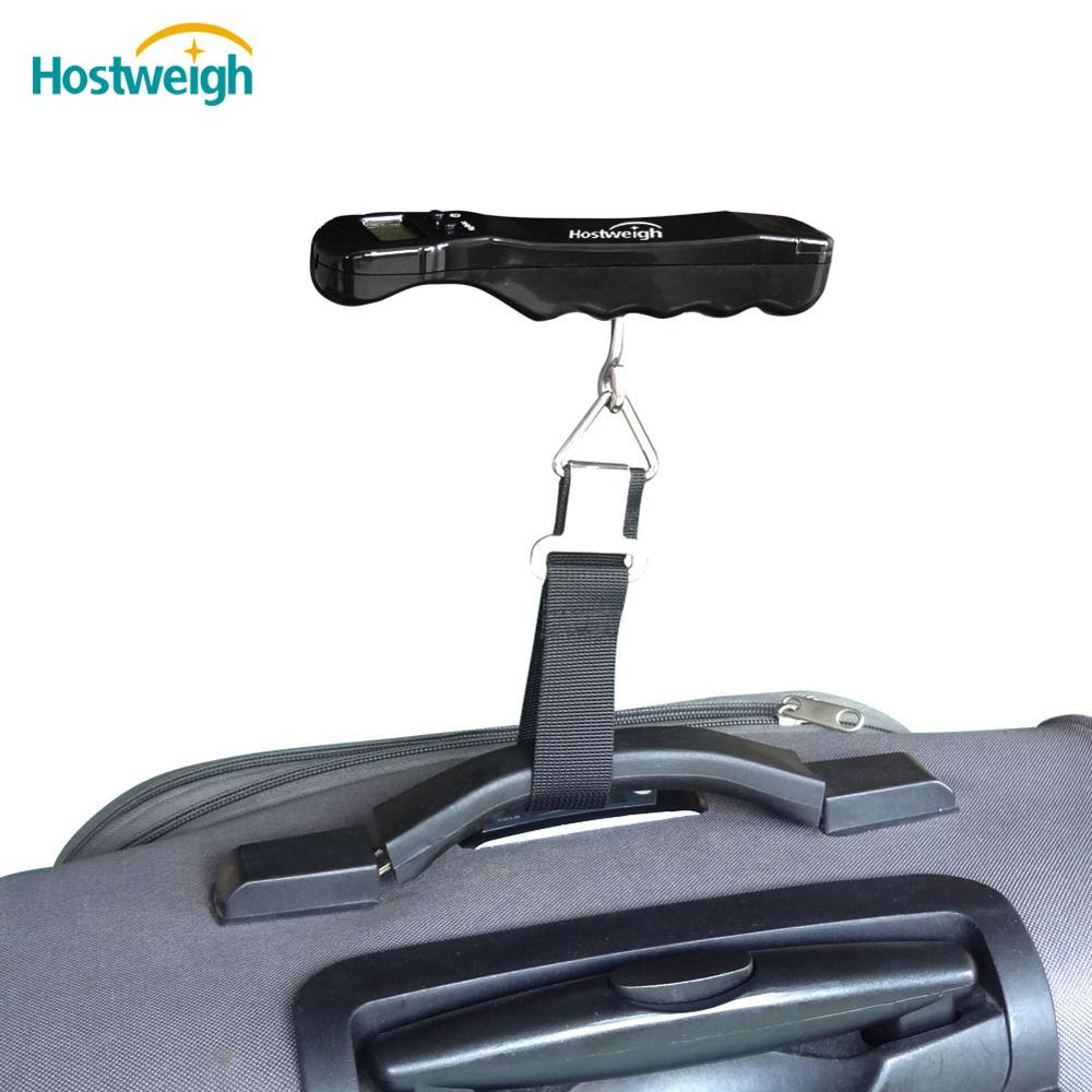 Luggage Weight Scale Digital, Suitcase Scale Handheld, Portable Travel Baggage Scale with buzzer
