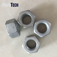 5/8 hex head nut, hex nut grade 8, nuts and bolts