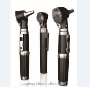 POT-10 Fiber optic portable otoscope with CE ISO approved