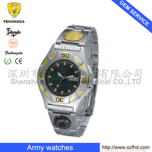 2013years New Comming WaterProof 4 Colors Swiss Military Pilot Fabric Strap Sports Men Army Watch