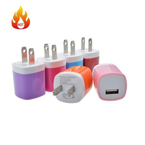 phone accessories mobile universal travel adapter with usb port wall charger us
