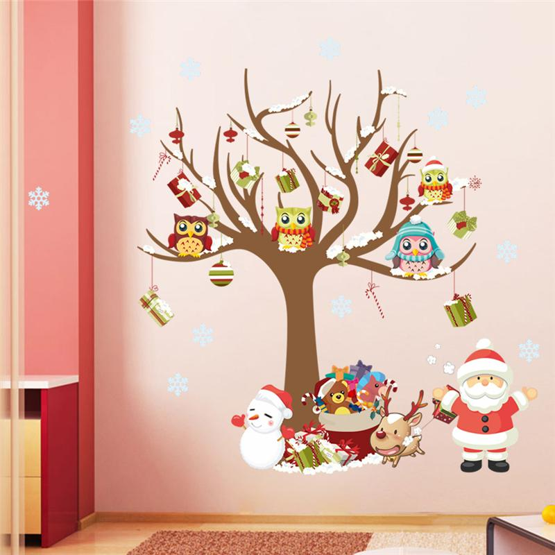 Wholesale Suppliers For Home Decor: Aliexpress.com : Buy WHOLESALE Christmas Wall Stickers