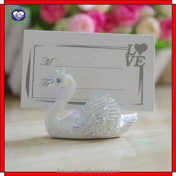 Unique Wedding Return Gifts : Resin Wedding Return Gifts Unique Place Card Holders - Buy Wedding ...
