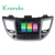 Krando navigazione gps Android 8.0 8 ''-core car dvd player audio per Hyundai Tucson IX35 2016 + radio multimedia sistema KD-HY835