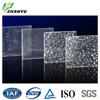 Special Design Wave Water Acrylic Sheet Cell Cast Acrylic