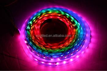 Apa102 high quality ebay led strip lights60ledsm with 60pcs ws2801 apa102 high quality ebay led strip lights 60ledsm with 60pcs ws2801 ic built aloadofball Image collections