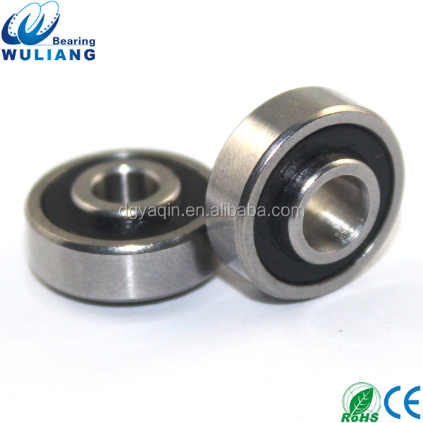 S625ZZ stainless steel ball bearing swivel plate