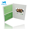 Competitive price in manufacturing customized 4.3inch lcd video brochure