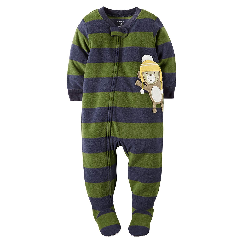 5c5da0326fa5 Buy Carters Fleece Baby Pajamas - 1 Piece (24 Month