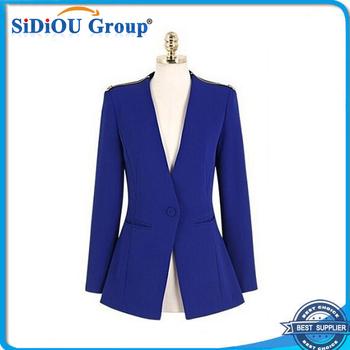5949867880a fashion korean business suit for women design 2014