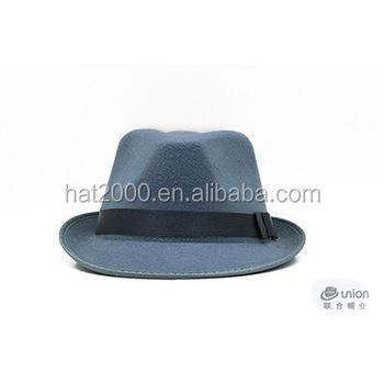 Design your winter own Men Women s Large Brim Floppy Vintage Wool Fedora hat 57d51fda463