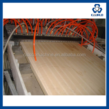 Plastic Wood Machinery Plasticizing Wood Pvc Flooring
