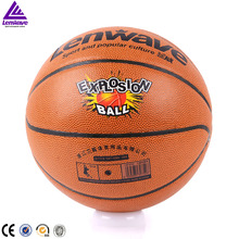 lenwave brand official 5 laminated pvc training basketball
