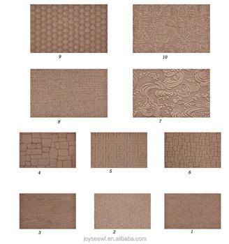 1220 2440mm Waterproof Formica Melamine Laminate Sheet Faced Hardboard