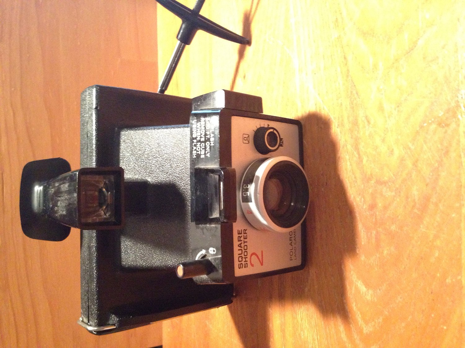 Vintage Polaroid Square Shooter II *AS PICTURED*