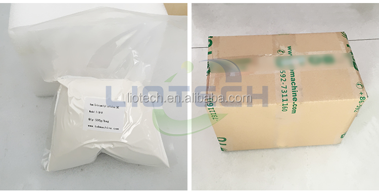 Batteria Materiale Chimico CMC Polvere Carboxymethyl Prezzo di Cellulosa