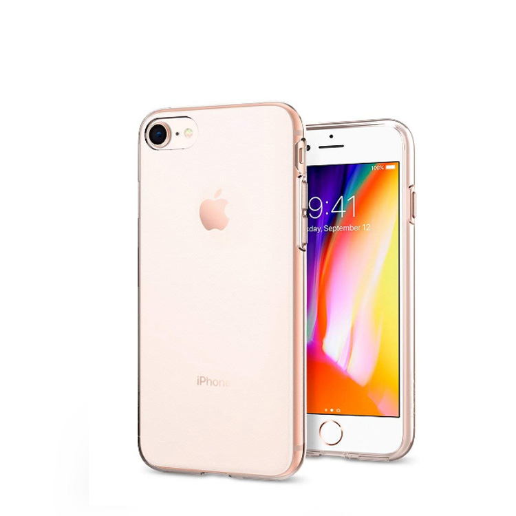 Ultra Thin Clear Crystal TPU Phone Case For iphone 7 Mobile Soft TPU Back Cover For iphone 7 Case Phone Accessories