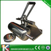 Stainless steel 2.5L Churros Maker machine and filling fruit jam machine with CE approved