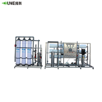 Nano Filtration Equipment 5.4T & 3.6T RO Water Treatment Plant Reverse Osmosis System