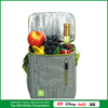 Expandable Cooler Bag Trendy Wine Cooler Bag