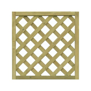 Many Color Options Outdoor Decorative Wood Lattice