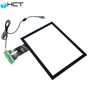 "15"" capacitive touch screen overley kit for pos system"