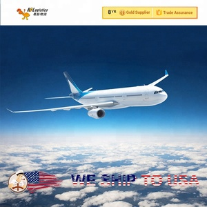 Fast air express shipping exw china to canada