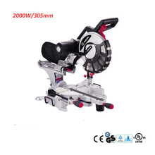 Electric power tools ZP7-305 Miter saw wood cutting 2000W 305mm metal cutting machine