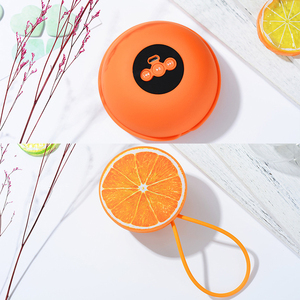 New Gadget Fruit Design Sport Speaker Subwoofer Mini Portable Wireless Speaker
