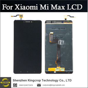 Wholesale high quality for xiaomi mi max lcd display touch screen digitizer