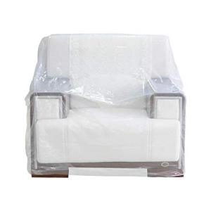 Cheap Waterproof Dust-Proof Plastic Sofa Furniture Couch Cover