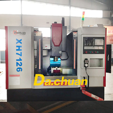 Small CNC machining center XH7126 CNC milling machine