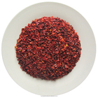 Sweet Red Pepper Flakes with ISO HACCP