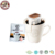 Mr.Brown Roated Single Serve Ground Coffee with Drip Filter Bag for Travelers