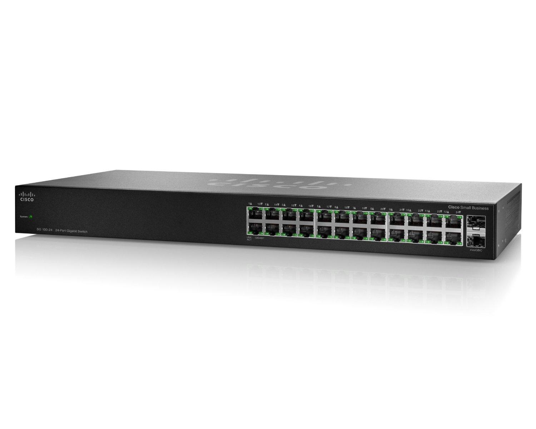 Cisco SR2024T 24 port 10/100/1000 Gigabit Switch