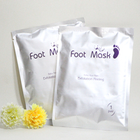Direct Factory Supply Best Effective Dead Skin Removing Baby Foot Peeling Mask