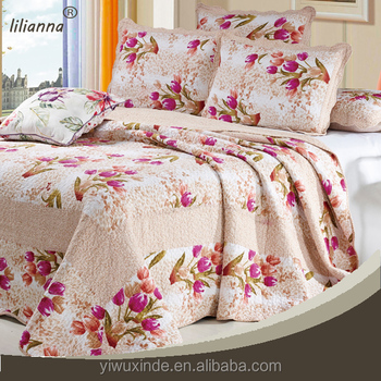 Cotton Bed Sheets Set Wholesale In China