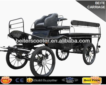 2014 New UK 10 people sightseeing horse buggy for sale