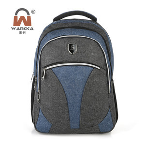 Best Selling Multifunction business waterproof Nylon Backpack with 15.6inch laptop bag for mens