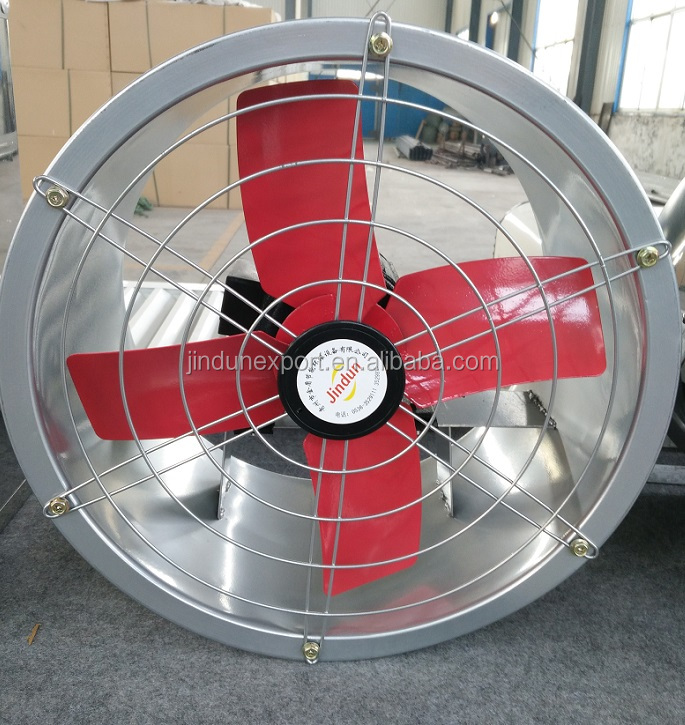 Hot sale exhaust air circulation fan with CE certificate